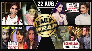 Kangana SUPPORTS Priyanka, Pakistan INSULTS Deepika, Sara Kartik at Airport   Top 10 News