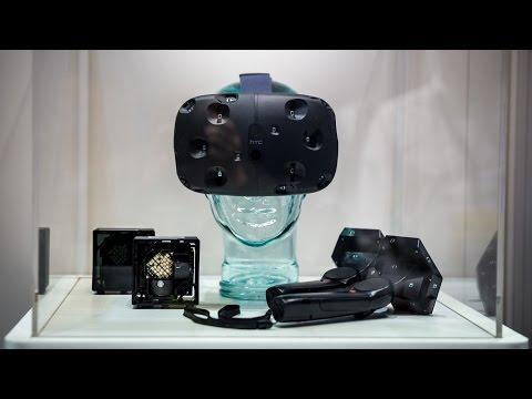 [Video]:  Valve ve HTC Ortaklığı