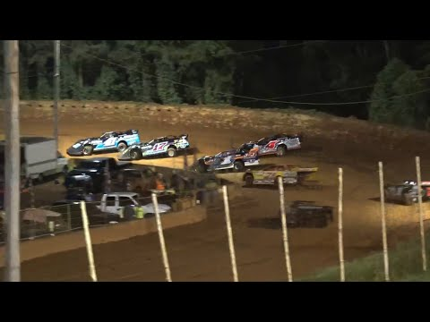 Limited Late Model at Winder Barrow Speedway August 7th 2021 - dirt track racing video image