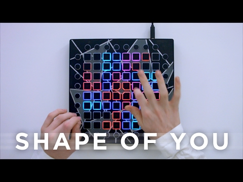 ed sheeran shape of you launchpad cover remix - launchpad fortnite remix