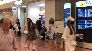 190630 IZONE have safely arrived in Japan @ Haneda Airport 아이즈원