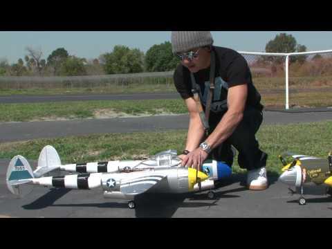 P-38 Lightning RC Warbird! Flight Review in HD! Banana Hobby! - UCUrw_KqIT1ZYAeRXFQLDDyQ