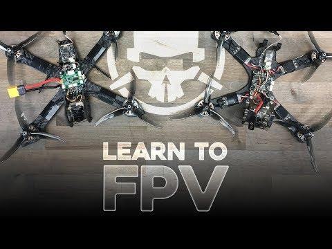 FPV Drone Component Breakdown [FC, ESC, Motors, Camera, VTX, Frame...] - UCemG3VoNCmjP8ucHR2YY7hw