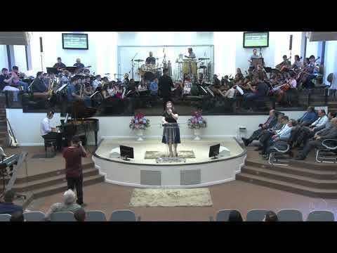 Orquestra Sinfônica Celebração -  Harpa Cristã | Nº 73 | Vem, vem a mim - 16 02 2020