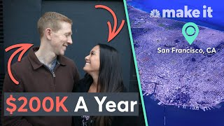 Couple Living On $200K A Year In San Francisco — Millennial Money