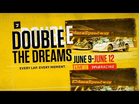 LIVE: 27th Dirt Late Model Dream Finale at Eldora Speedway - dirt track racing video image