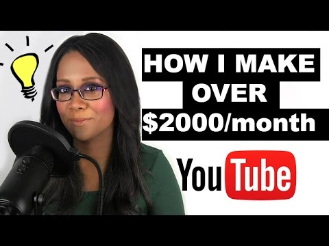 How I make over $2000 a month on YouTube ads - UCh2RQO3wCLbMCw7ai_TBiCQ
