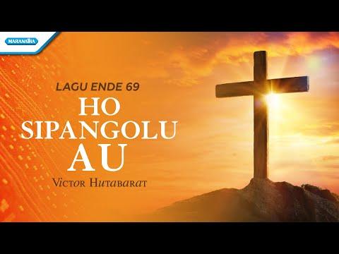Ende 69 - Ho Sipangolu Au - Victor Hutabarat (with lyric)