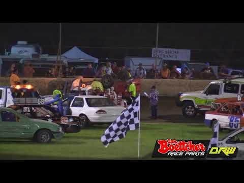 Street Stocks - A-Main - Rockhampton Speedway - 04.11.17 - dirt track racing video image