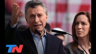 Lacunza, el último salvavidas de Vidal a Macri | TN CENTRAL