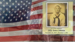 Previously unidentified Pearl Harbor veteran finally laid to rest in Santa Fe