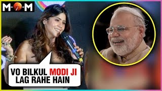 Ekta Kapoor On Narendra Modi's Character In Mission Over Mars | M.O.M Show Launch