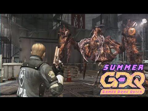 Resident Evil 4 by JTB in 1:36:28 - SGDQ2018 - UCI3DTtB-a3fJPjKtQ5kYHfA
