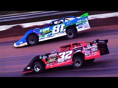 7-15-21 Late Model Feature Thunderbird Raceway - dirt track racing video image
