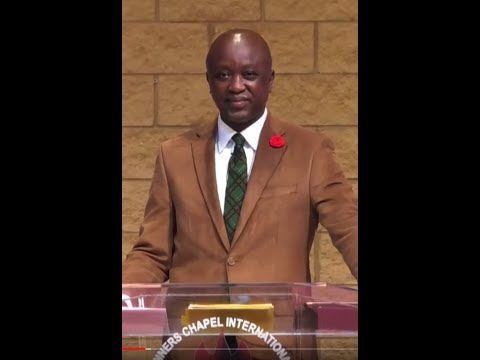 Pastor Tunde OladipupoExcerpt-Wisdom From Above Enthrones June 23,2019