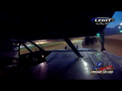 #93 Jay Croney - IMCA Modified - 6.26.21 Legit Speedway Park - In Car Camera - dirt track racing video image