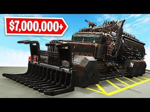 GTA 5 Arena War Update - NEW $7,000,000 APOCALYPSE TRUCK Spending Spree!! (GTA 5 Online DLC Update) - UC2wKfjlioOCLP4xQMOWNcgg
