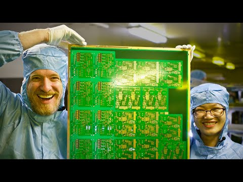 Inside a Huge PCB Factory - in China - UCO8DQrSp5yEP937qNqTooOw