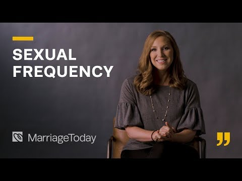 Sexual Frequency  In Conversation with Ashley Willis