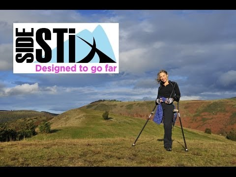 SideStix Forearm Crutches - Designed to go Far! - UCJoDET4D3Ng5nKCSpXSjJAw