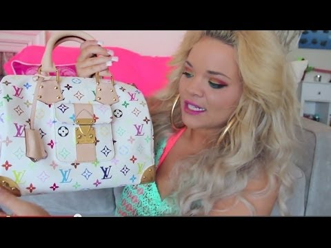 422c1c630e0f Louis Vuitton Multicolore Monogram Speedy 30 Unboxing