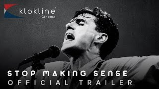 1984 Stop Making Sense Official Trailer 1  Talking Heads, Arnold Stiefel Company