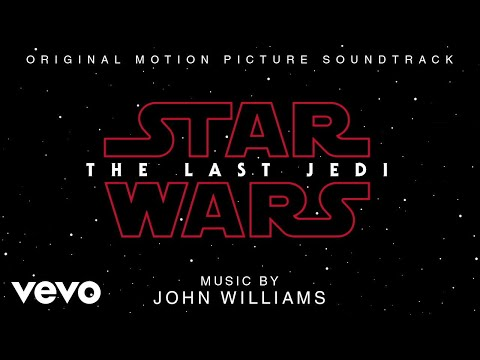 """John Williams - The Fathiers (From """"Star Wars: The Last Jedi""""/Audio Only) - UCgwv23FVv3lqh567yagXfNg"""