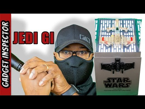 Propel Star Wars X-Wing Battle Drone Review | Part I | Unboxing Setup and Overview - UCMFvn0Rcm5H7B2SGnt5biQw