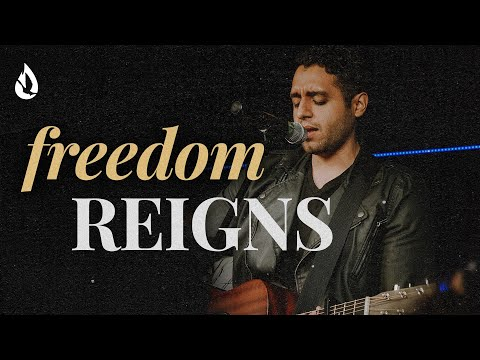 Freedom Reigns (by Jesus Culture)  Worship Cover by Steven Moctezuma
