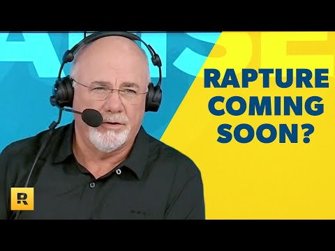 Why Should I Be Investing If The Rapture Is Going To Happen Soon?