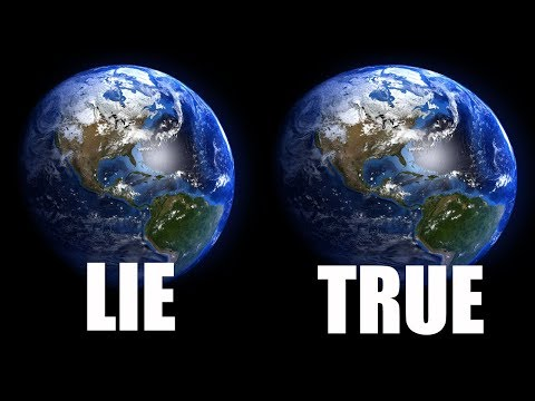 25 SNEAKY Lies You Were Told About Space - UCWqJpFqlX59OML324QIByZA