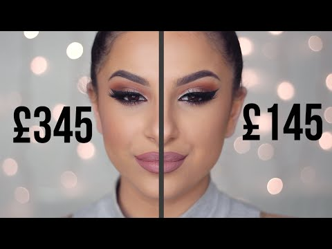 Cheap Dupes For High End Makeup | FULL FACE COMPARISON - UCMtyGZmIOYFzS5P2AuKgLWQ