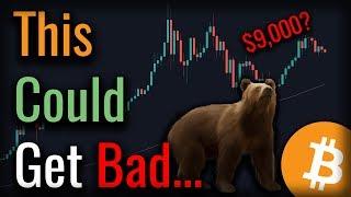 Bitcoin Broke Bearish... AGAIN! Bitcoin At Crucial Decision Point! - Goldman Bullish On Bitcoin!