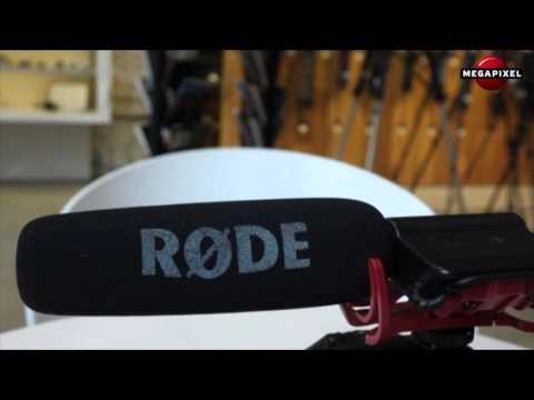 Videorecenze RODE mikrofon VideoMic Rycote
