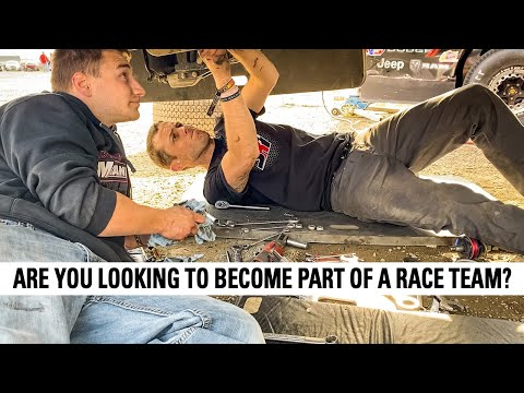 How To Become Part Of A Race Team - dirt track racing video image