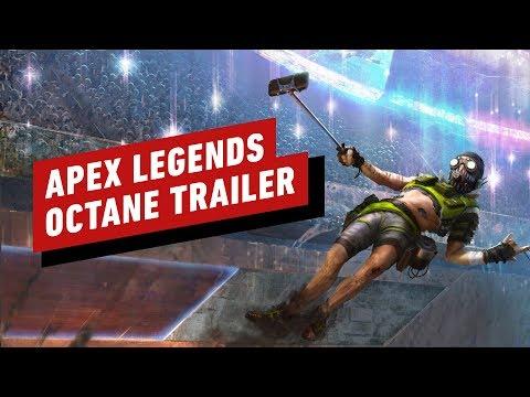Apex Legends: Octane Character Trailer - UCKy1dAqELo0zrOtPkf0eTMw