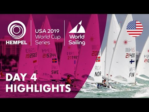 Day 4 Highlights | Hempel World Cup Series Miami 2019