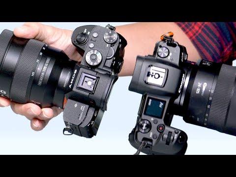 Canon EOS R vs Sony a7 III Review: Full-frame mirrorless camera comparison! - UCDkJEEIifDzR_2K2p9tnwYQ
