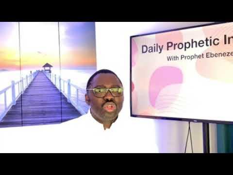Prophetic Insight Jul 19th, 2021