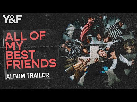 All Of My Best Friends (Official Album Trailer) - Hillsong Young & Free