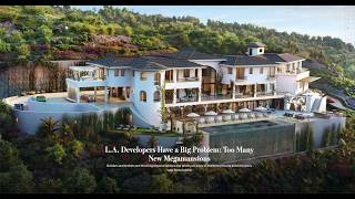 Mega Mansions Are UNSOLD as Real Estate Goes Soft!