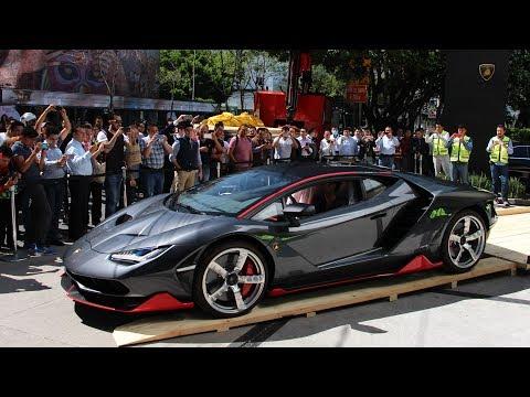 ¡Llegada del Lamborghini Centenario a México! - UCIpeMkP-IyienCEzlOk7zzw