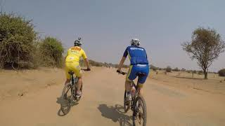 Transaid Cycle Zambia 2018 Day 1