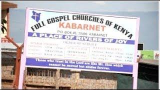 CHURCH OFFERING THEFT!SHOCKING!