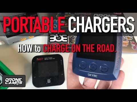 PORTABLE LIPO CHARGERS - How to charge on the road - UCwojJxGQ0SNeVV09mKlnonA