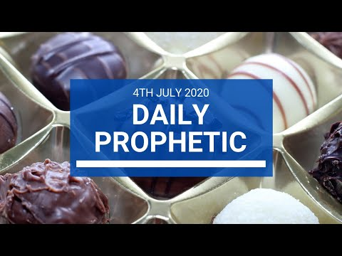 Daily Prophetic 4 July 2020 1 of 10