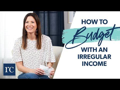 How Do I Budget on an Irregular Income?