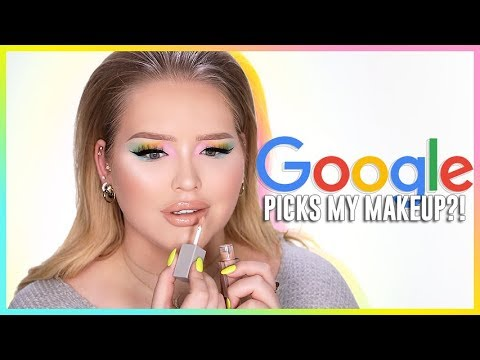 GOOGLE PICKS MY MAKEUP CHALLENGE!   NikkieTutorials - UCzTKskwIc_-a0cGvCXA848Q