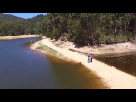 """The Lake"" -  DJI Phantom 3 Standard drone video footage"