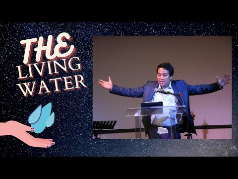 REV. DR. HRE MANG  THE LIVING WATER (2020)